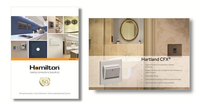 Hamilton Litestat: 2019 catalogue