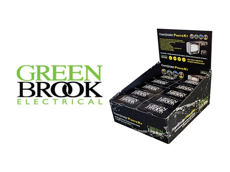 Greenbrook PowerBreaker ProteKt display