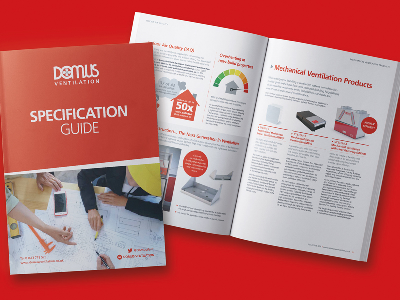 Domus: Ventilation Specification Guide