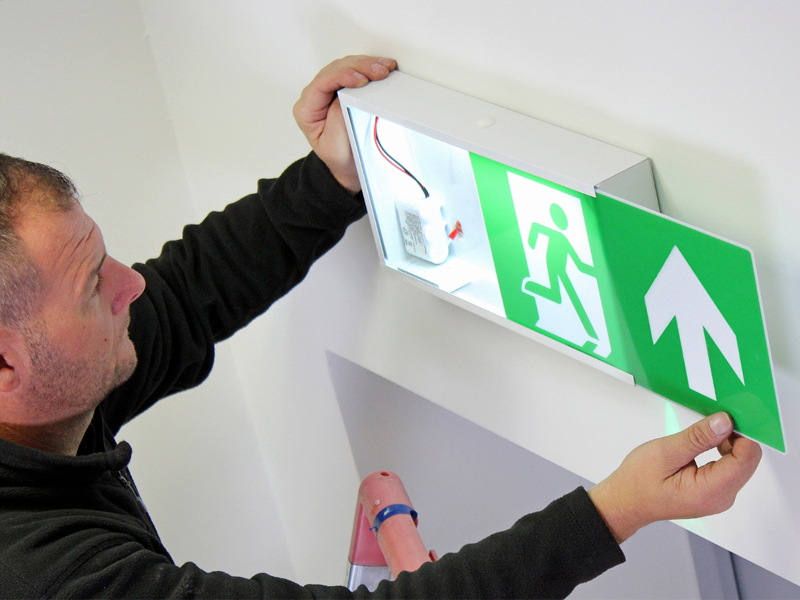 Emergency lighting revisions