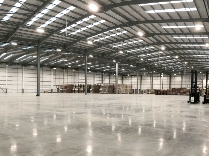 EcoLighting: Conexus warehouse