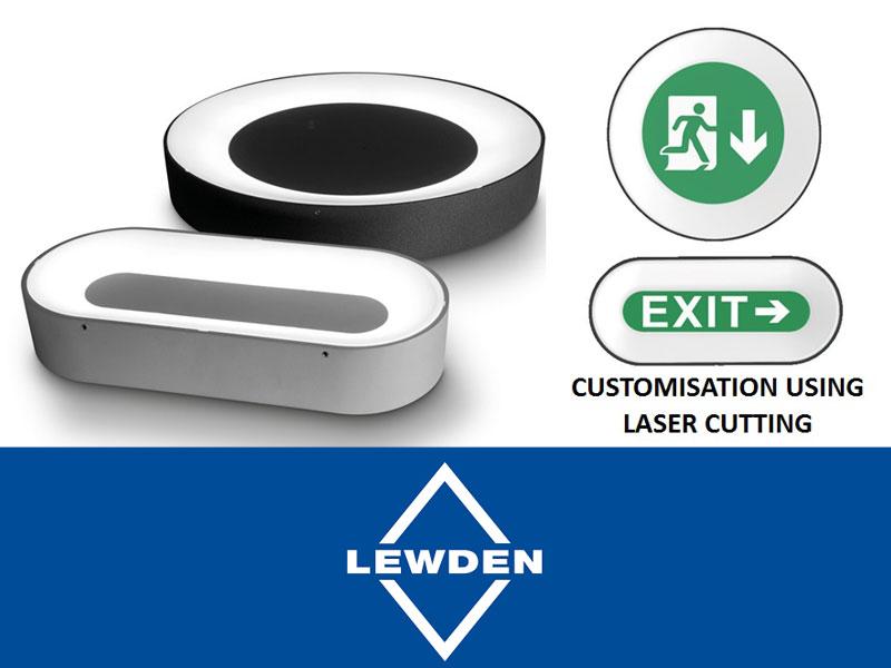 Lewden: Lux LED bulkheads