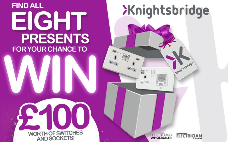 Win a prize bundle worth £100 with Knightsbridge