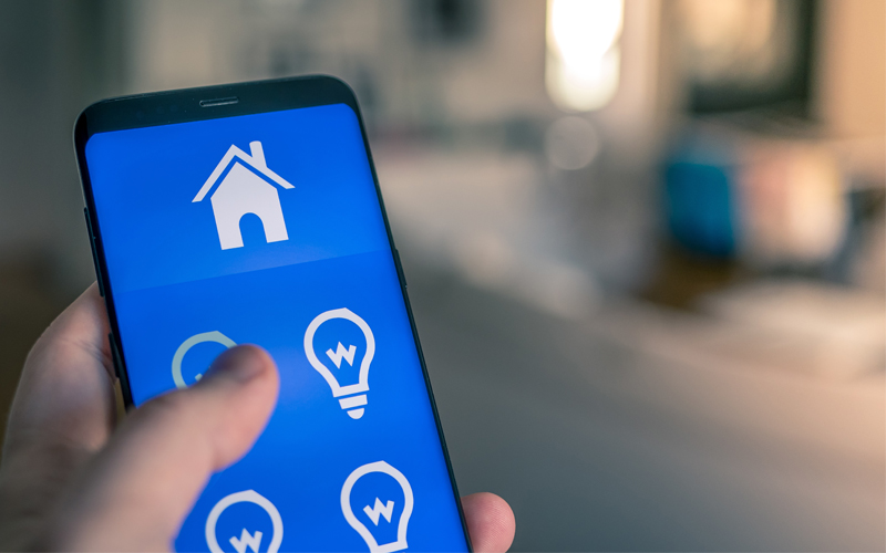 A step ahead with smart lighting