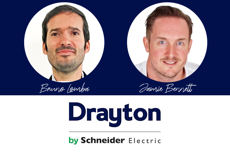 Drayton makes duo of appointments