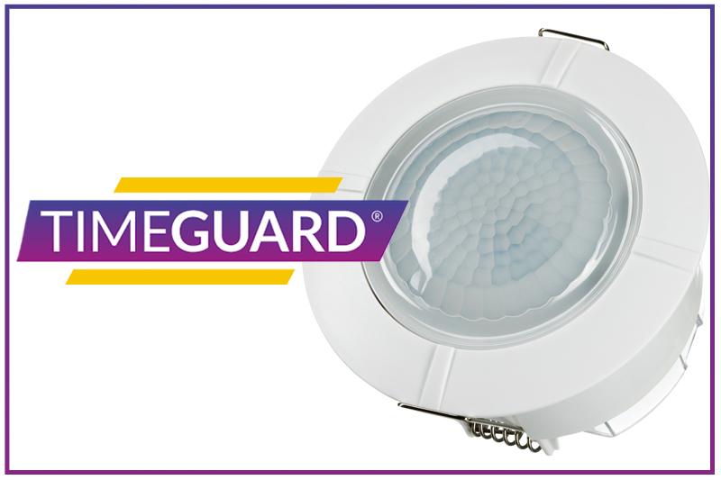 Timeguard: PIR detectors