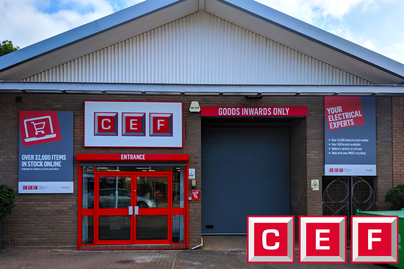 CEF store opens in Stratford-upon-Avon