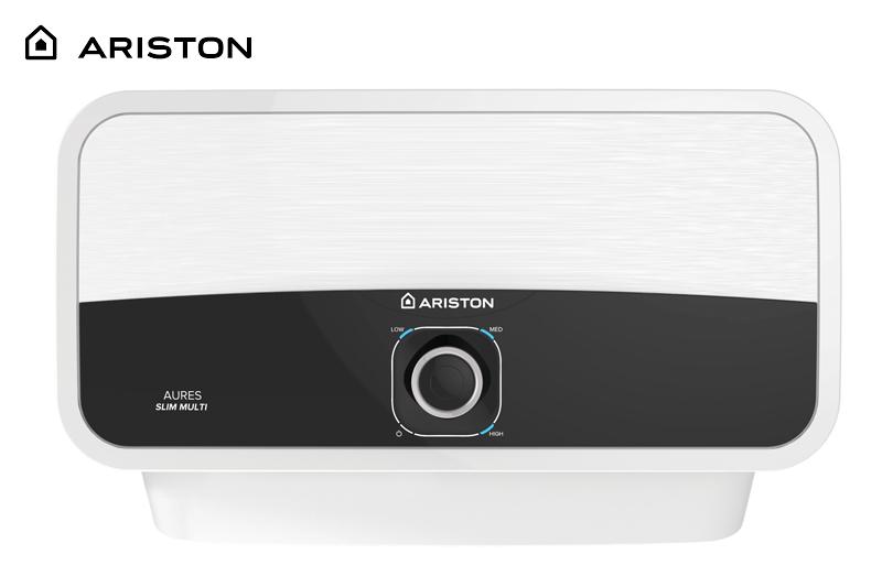 Ariston introduces the Aures Slim Multi