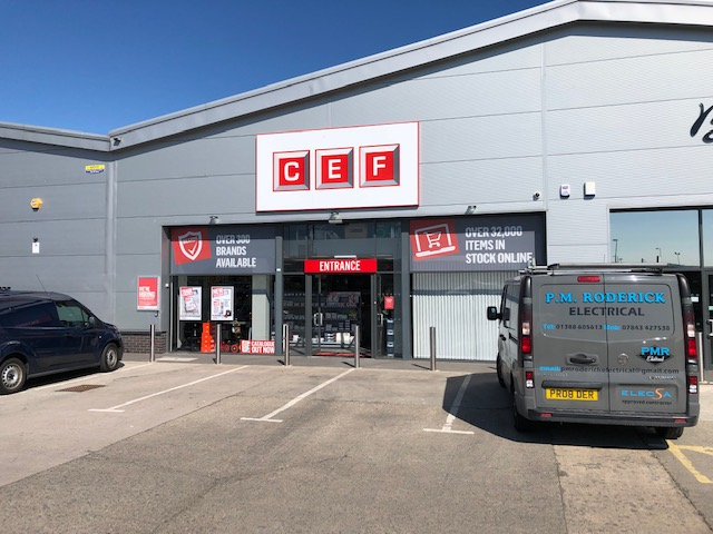 CEF adds new branch