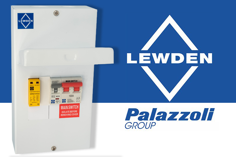 Lewden introduces 18th Edition compliant Surge Protection Unit