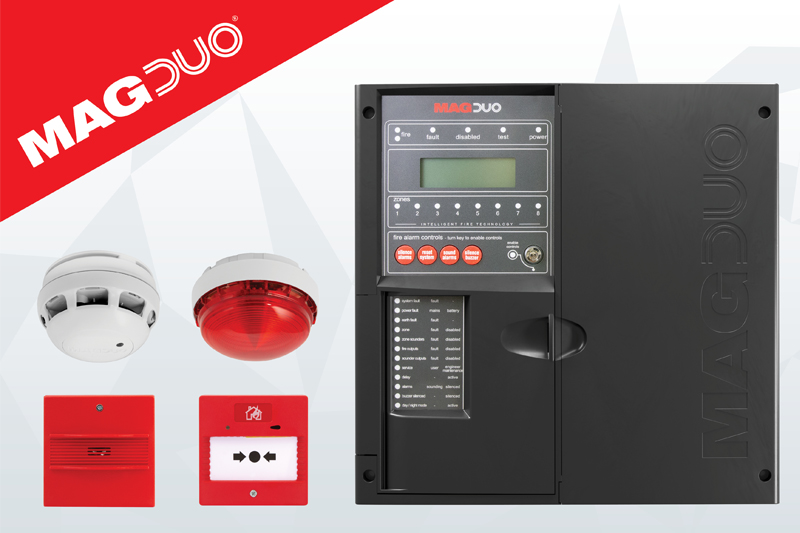 ESP's new MAGDUO fire protection range