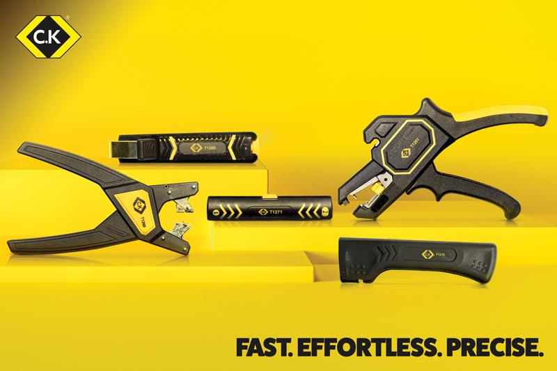 C.K Tools launches new range