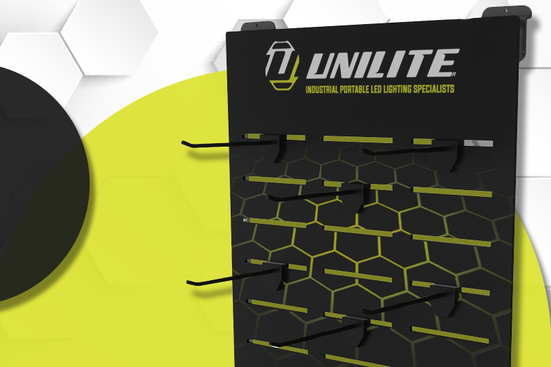 Perfect positioning with Unilite