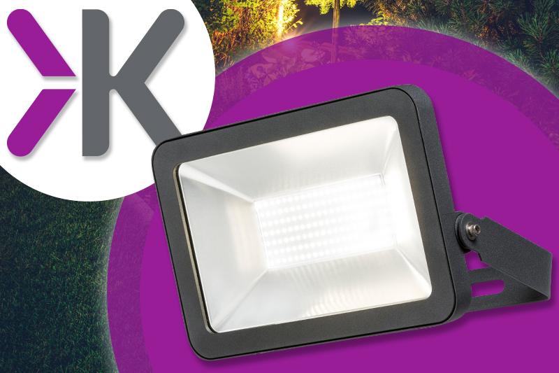 Knightsbridge: FLP high-power LED commercial floodlights