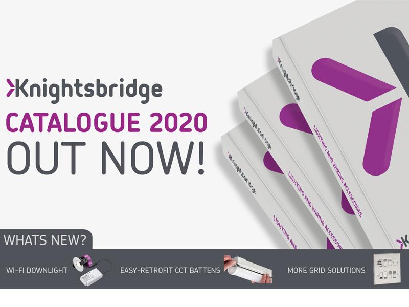 Knightsbridge launches 2020 Catalogue
