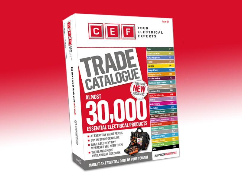 CEF unveils bigger priced Trade Catalogue