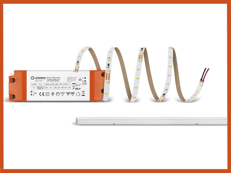 Latest ultra-flexible LED strip lighting to debut ELEX show