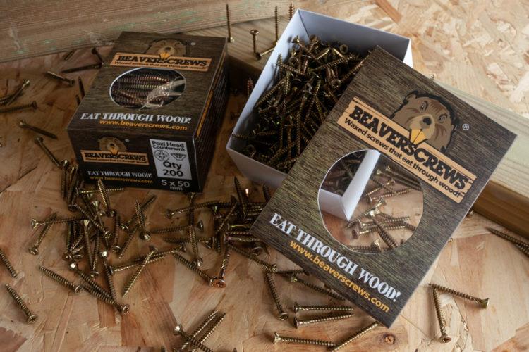beaver screws