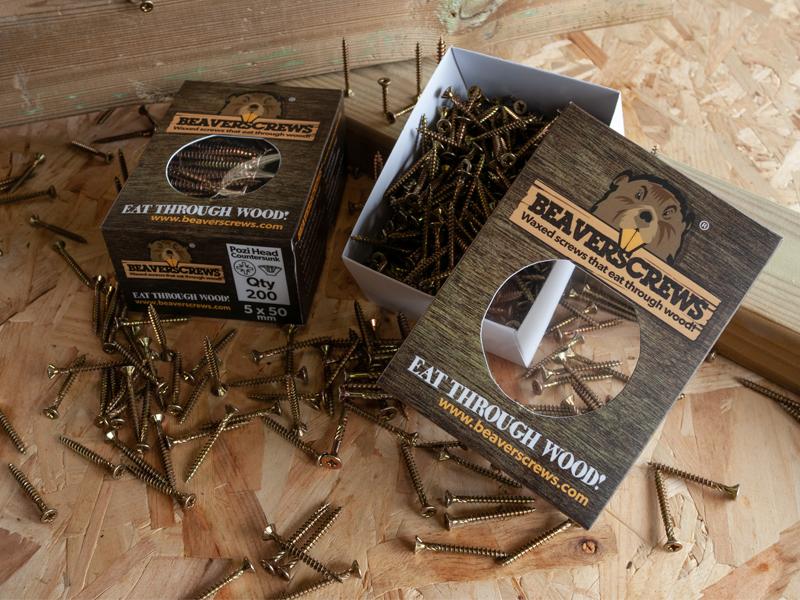 Campaign news: Beaverscrews