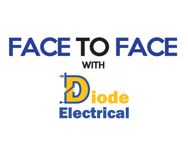 Face to Face | PEW talks to Diode Electrical