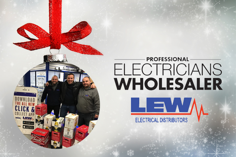 On the Eighth day of Christmas a Wholesaler sold to me…