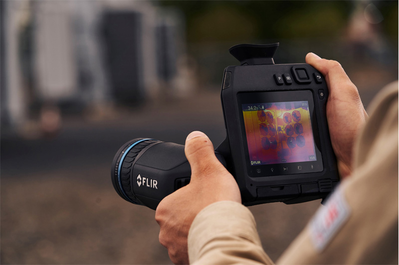Making sense of thermal imaging