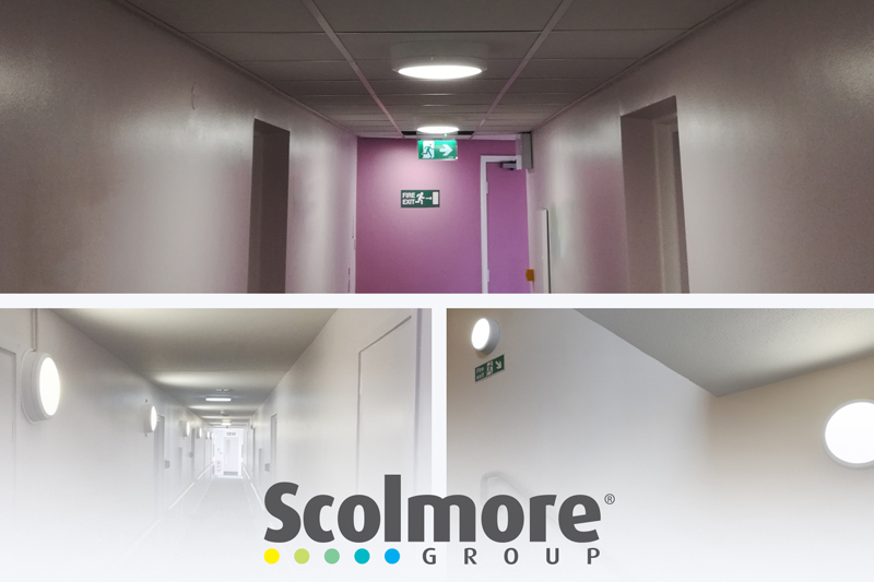 Sheltered housing gets an upgrade with Scolmore and ESP