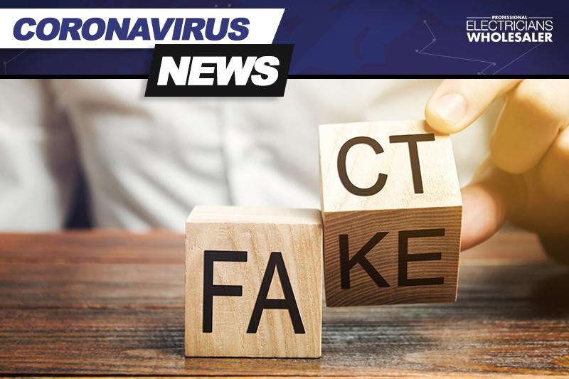 Coronavirus News: Government cracks down on spread of false information
