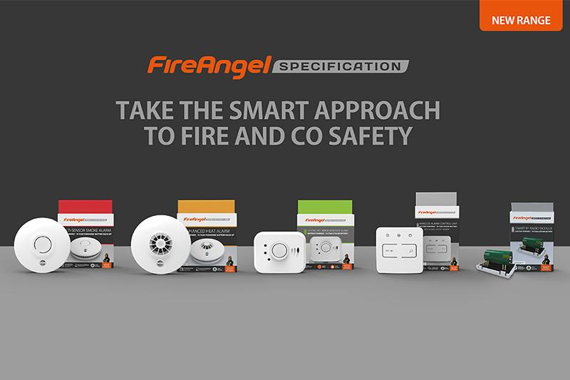 Spilling the secrets on FireAngel's adaptable new Specification Range