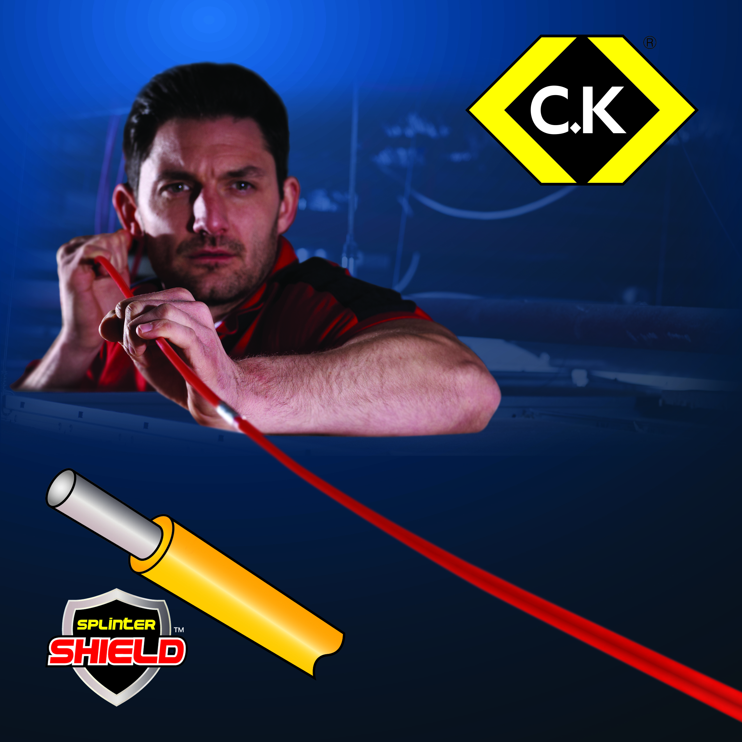 C.K Cable Routing Solutions to the Rescue!