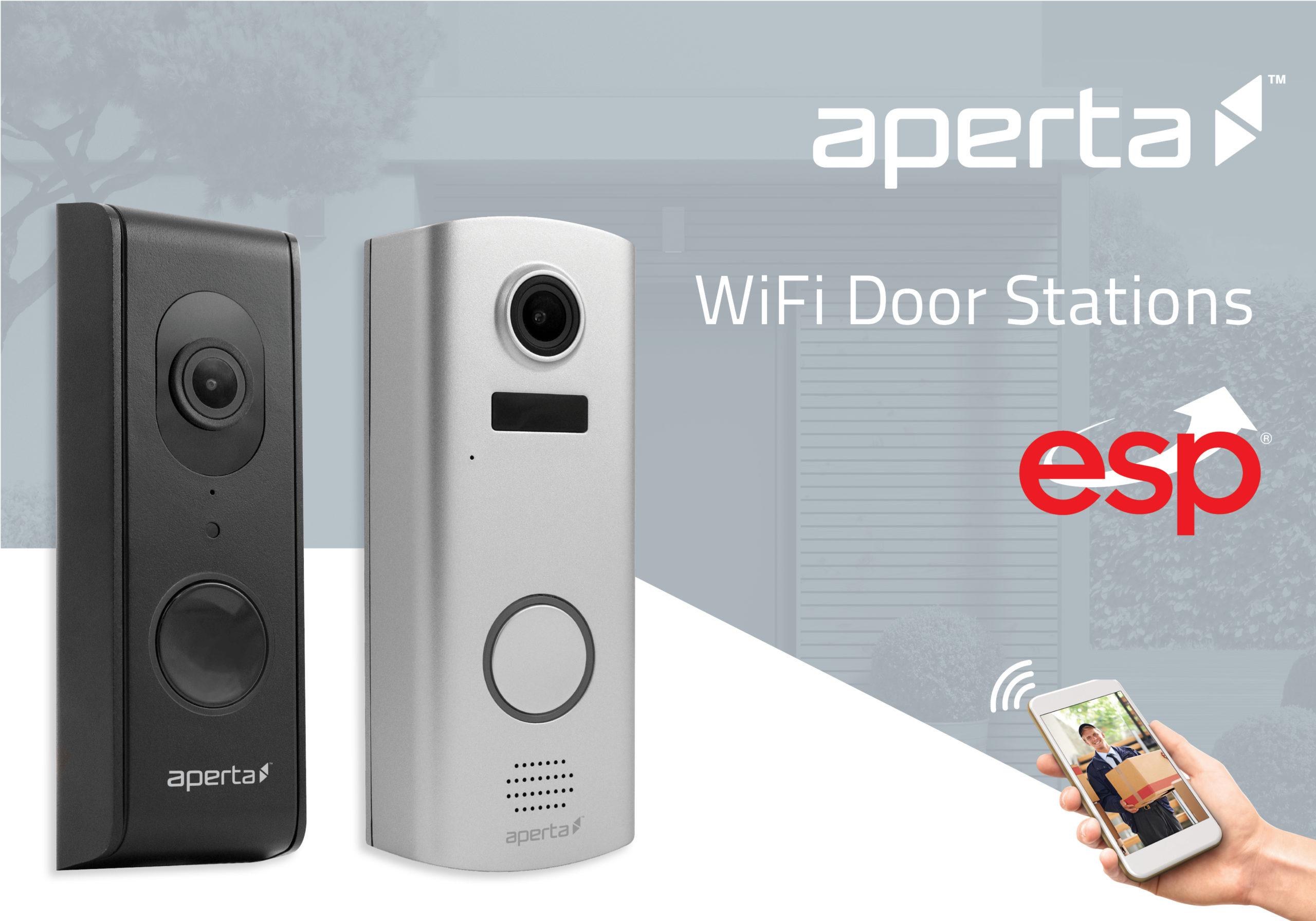 ESP Next generation door stations