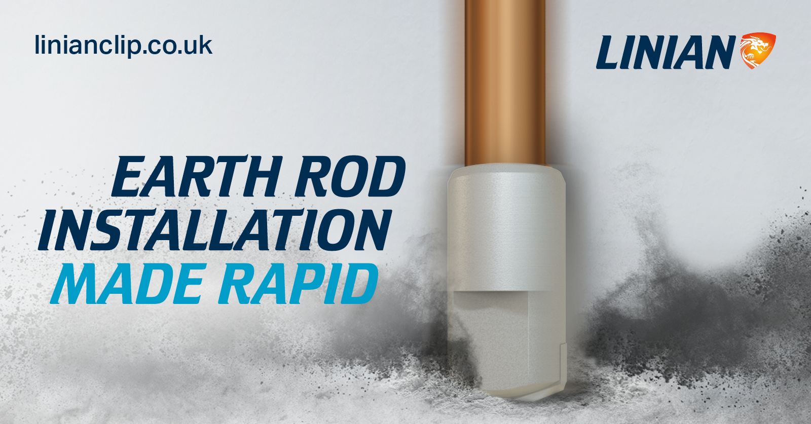 Introducing LINIAN's latest innovation – the EARTH ROD PRO