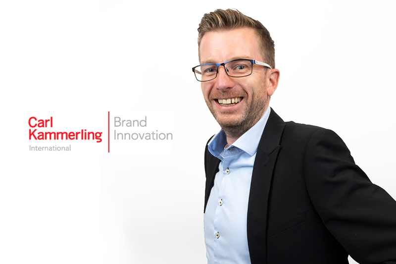 Carl Kammerling appoints new head of marketing