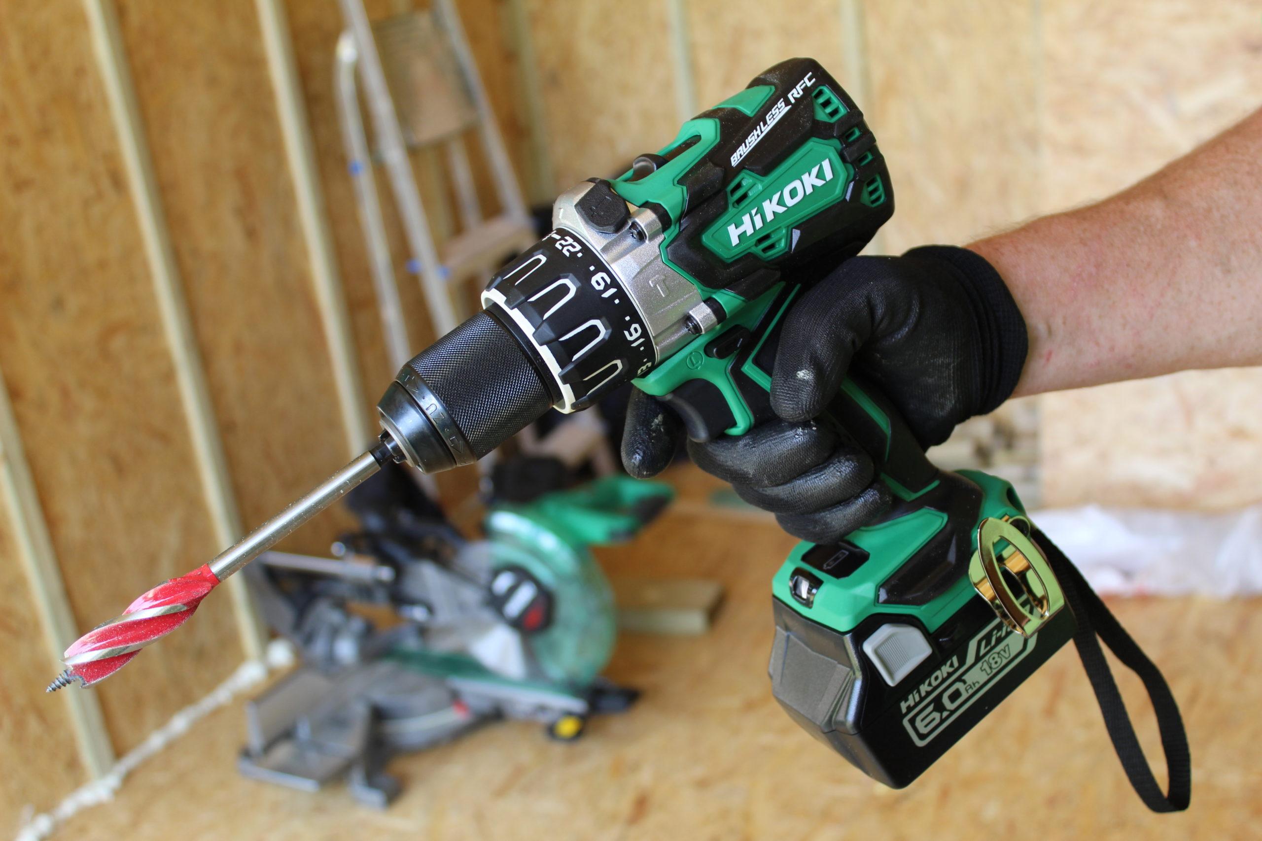 The rise of cordless battery technology | HiKOKI UK