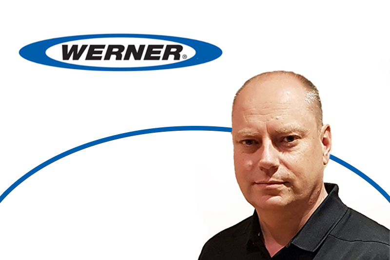 WernerCo Director of Product Engineering takes on EMEA responsibility