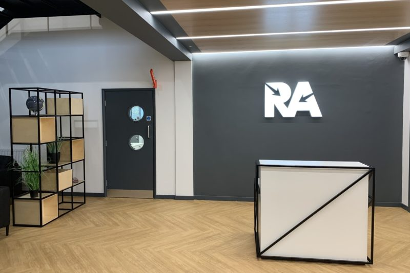 The challenges with commercial lighting | Red Arrow