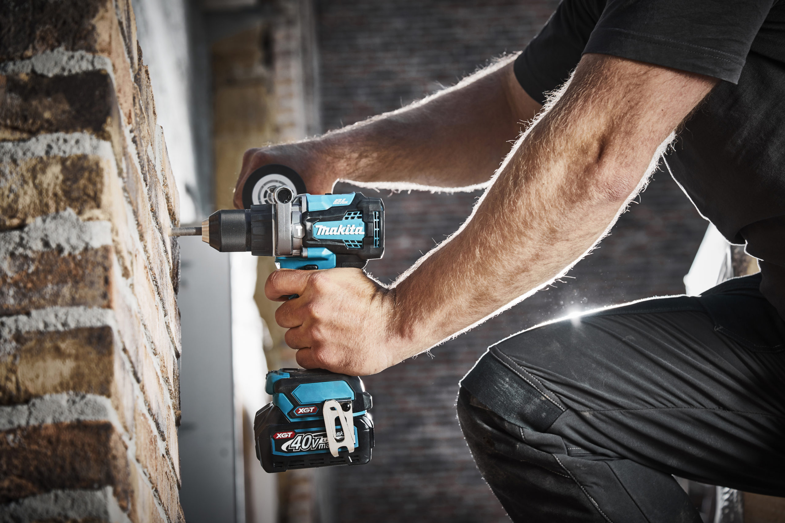 Why you should be stocking cordless power tools with brushless motors