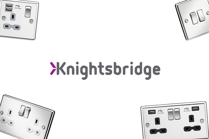Knightsbridge introduces rounded edges and polished chrome