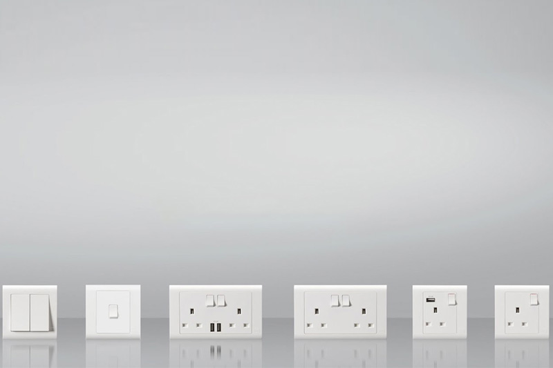 MK Electric Essentials range