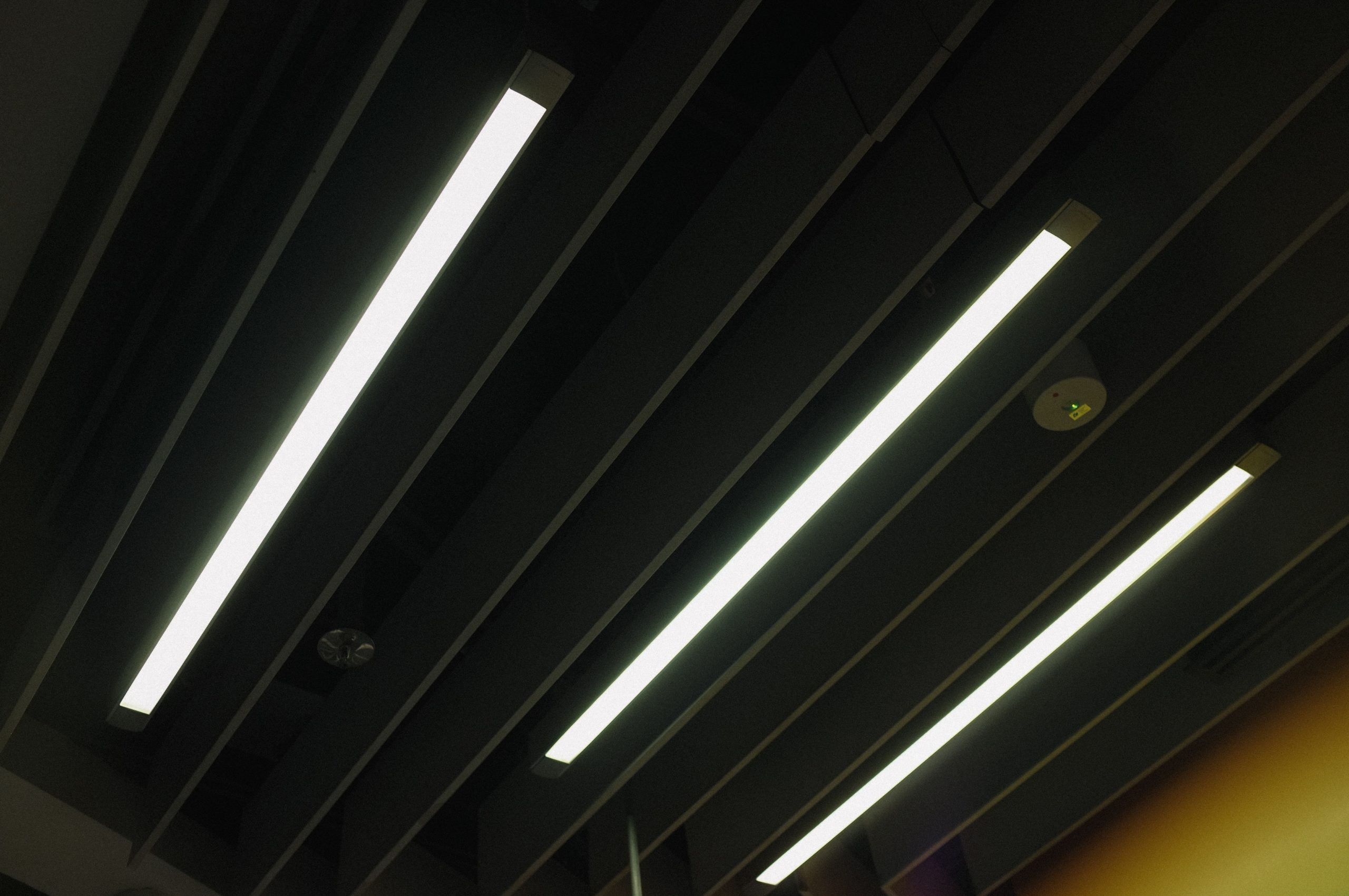 Sustainability in lighting: LED application