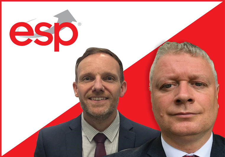 ESP makes two new appointments within sales team
