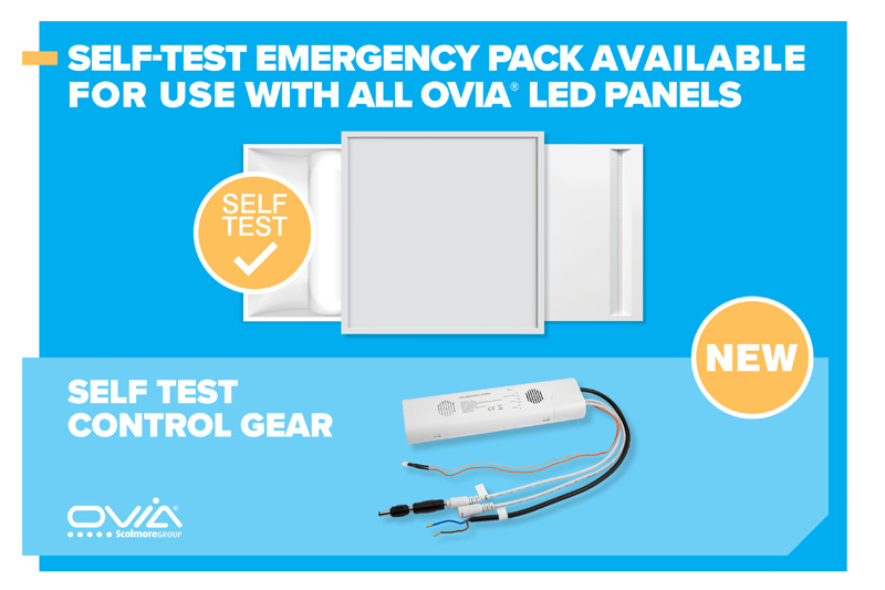 Ovia introduces Self-Test Emergency Pack