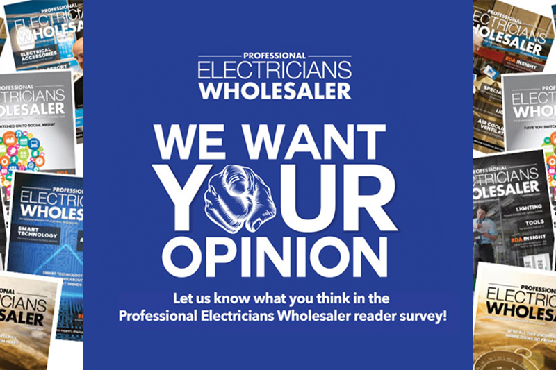 We want to hear from you! Take part in the 2021 reader survey