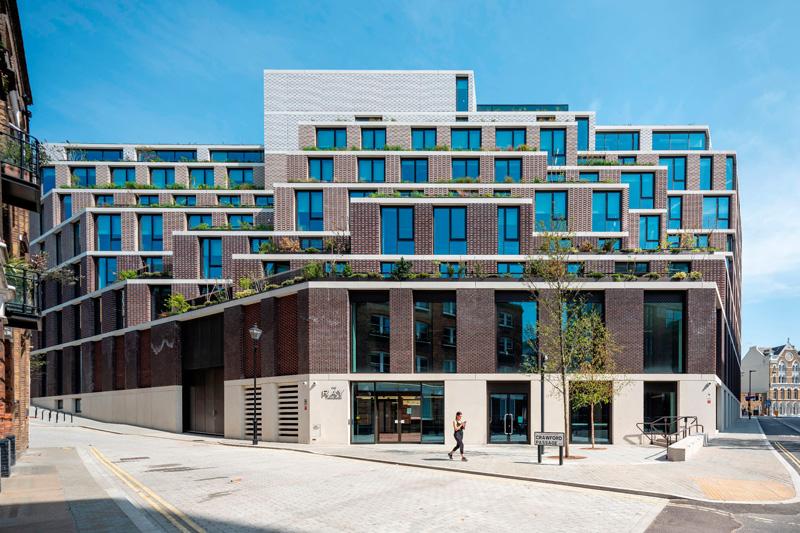 CMD plays essential role in prestigious office development