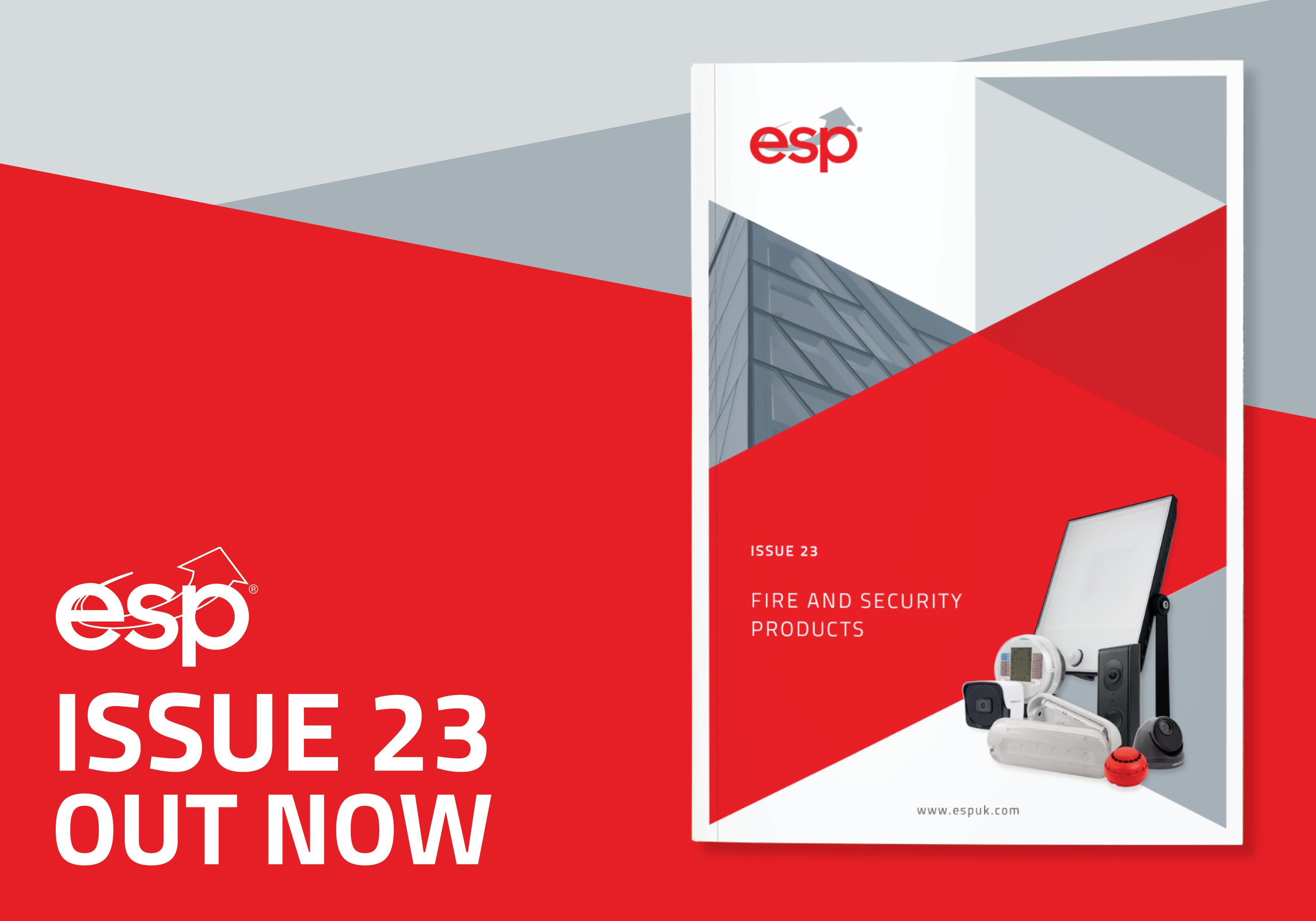 ESP catalogue update