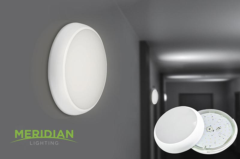 LED Bulkhead lighting   Meridian Lighting