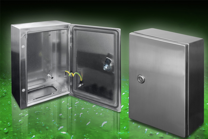 New BEDSS Stainless Steel enclosures