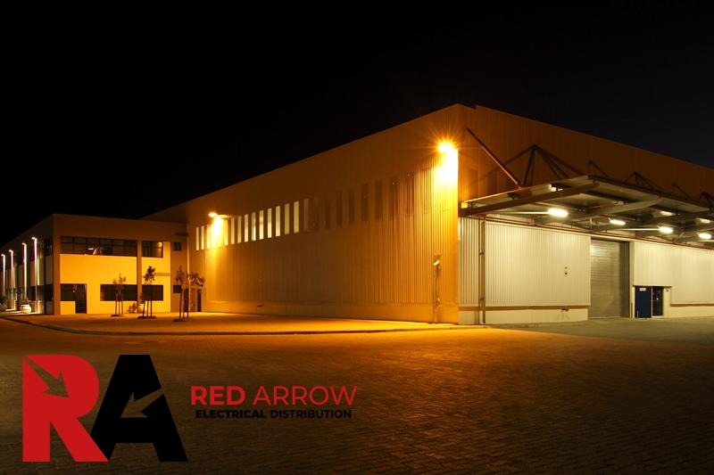 External commercial lighting | Red Arrow