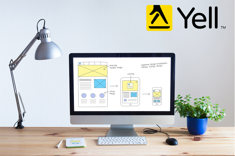 The importance of updating websites | Yell
